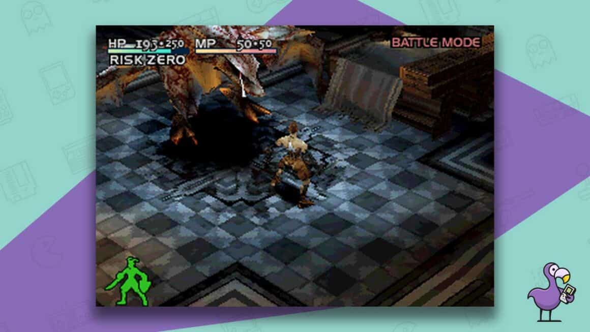 vagrant story gameplay ps1