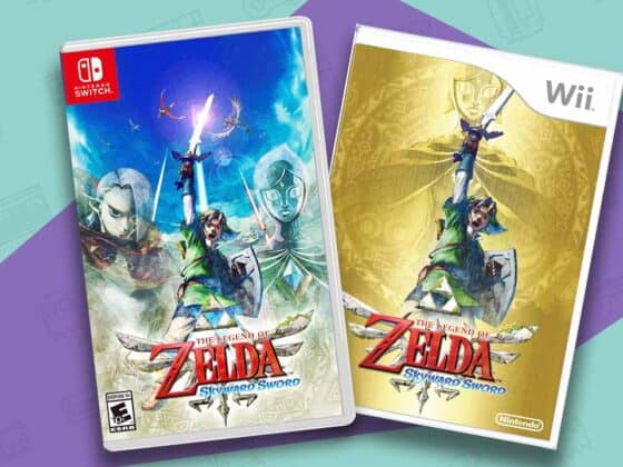 zelda skyward sword switch