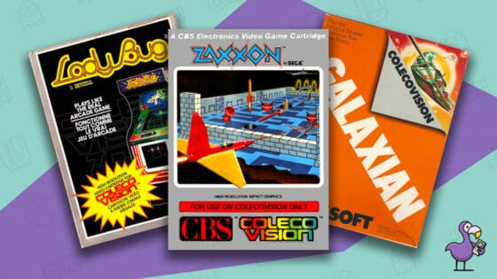 Best Colecovision Games Of All Time Article