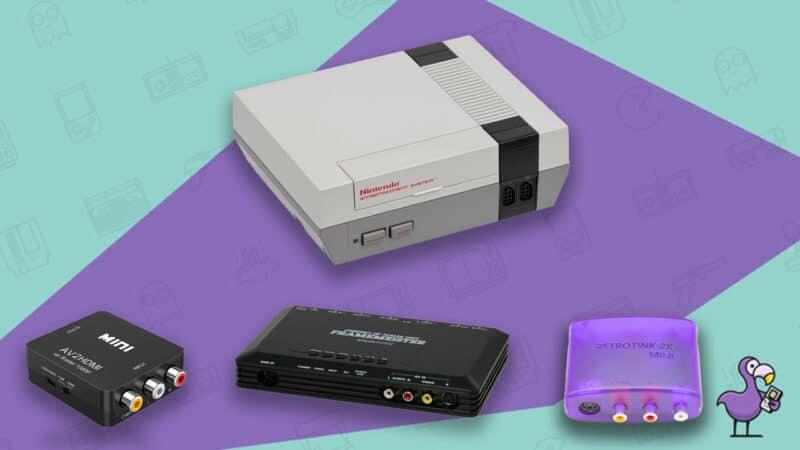 Best NES HDMI Cables Cover Image Retro Dodo