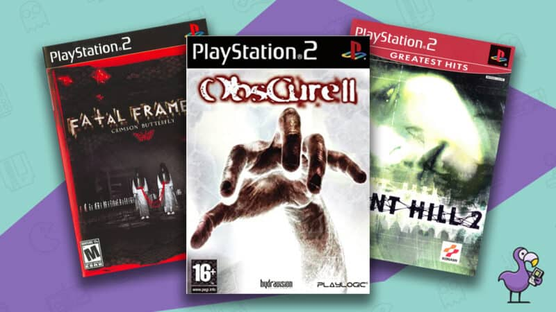 Best PS2 Horror Games Of All Time Article Feature Image