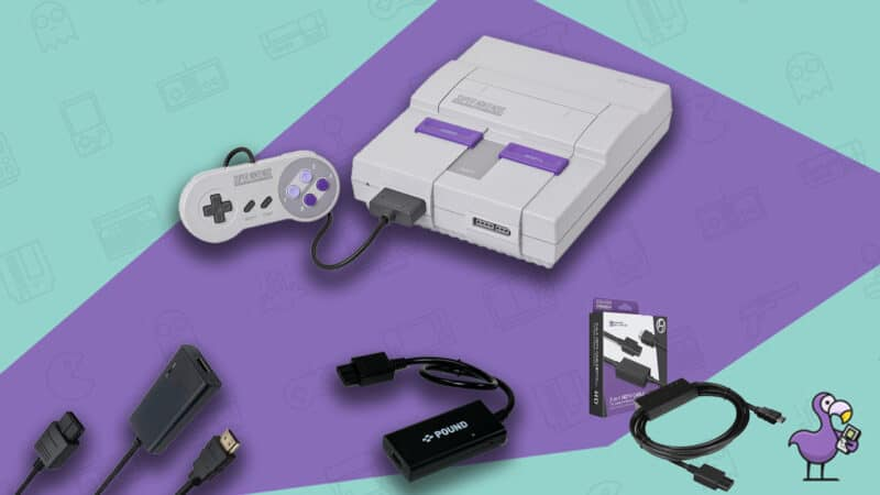The Best SNES HDMI cables