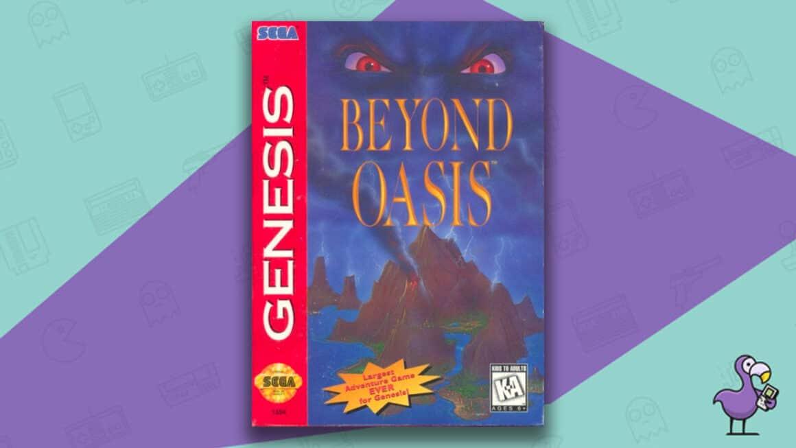 Best Sega Genesis Games - Beyond Oasis