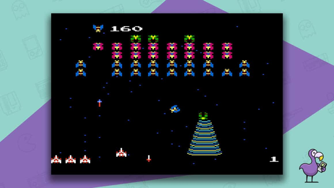 Best Arcade Games - Galaga