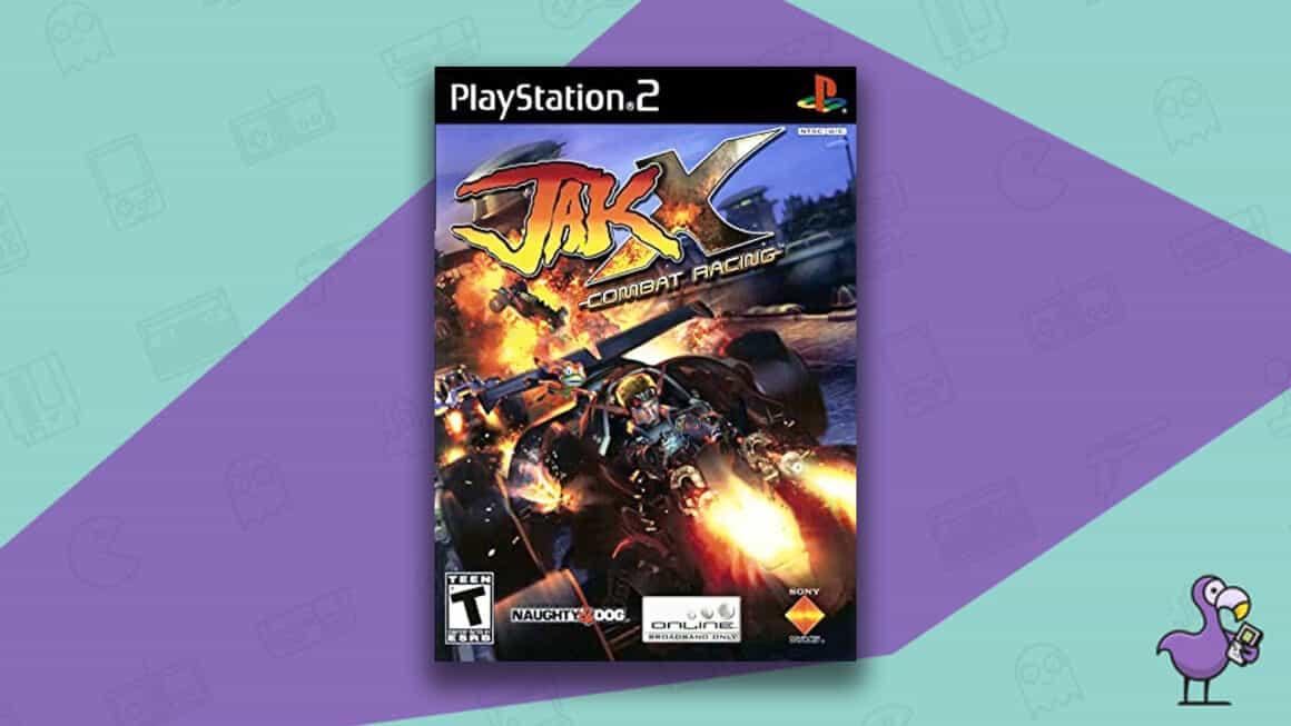 Best Jak and Daxter games - Jak X: Combat Racing