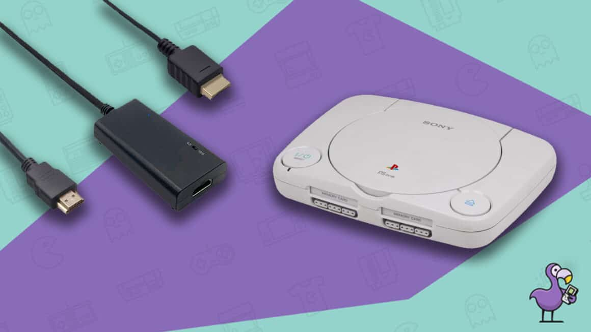 The Best PS1 HDMI cables - LevelHike HDMI cable for PS1 and PS2