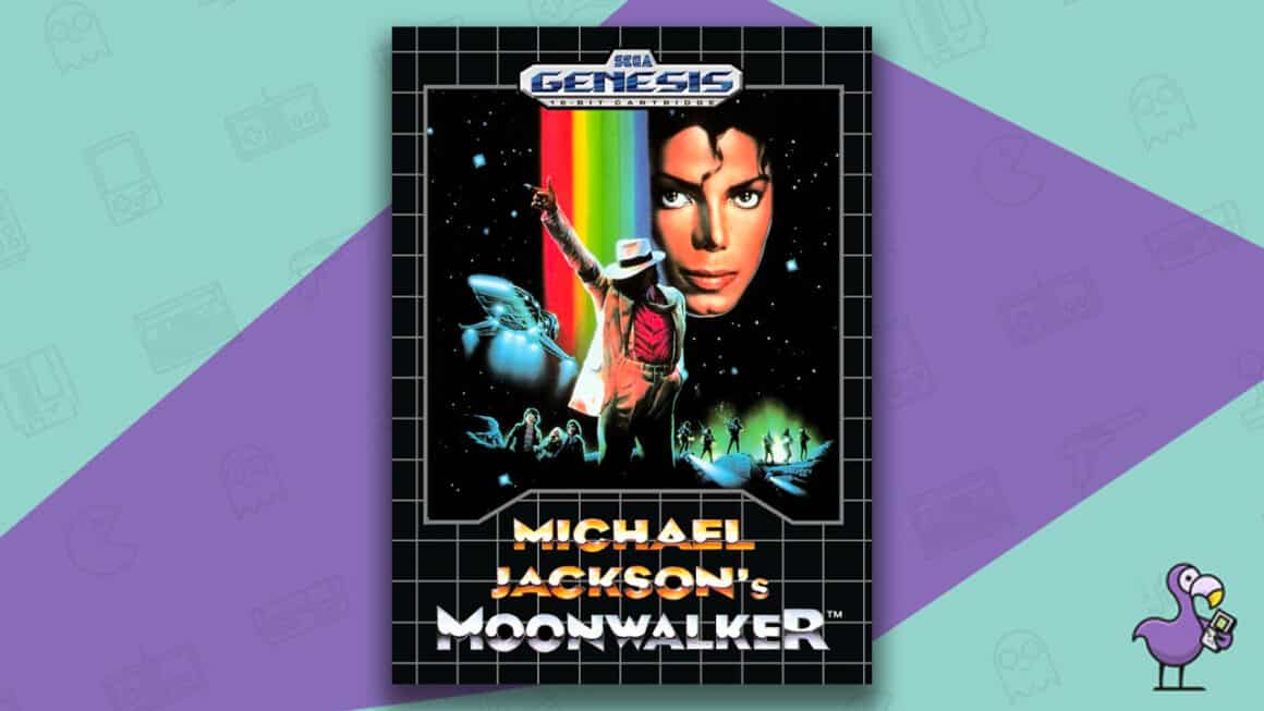 Best Sega Genesis Games - Michael Jackson's Moonwalker