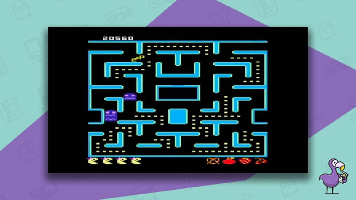 Best Arcade Games - Miss Pac Man
