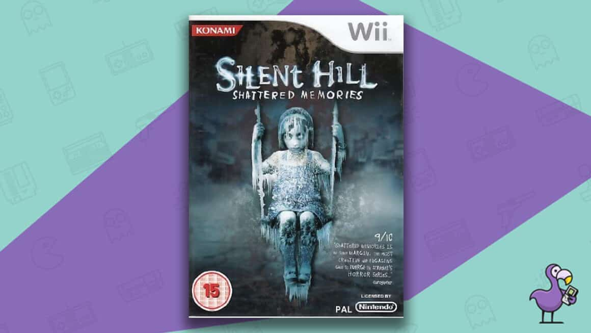 Best Nintendo Wii Games - Silent Hill: Shattered Memories