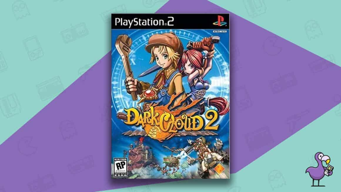 Best PS2 RPGs - Dark Cloud 2 game case cover art
