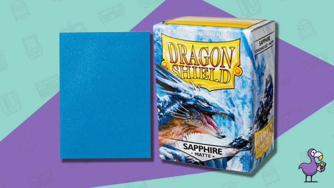 dragon shield trading card sleeves