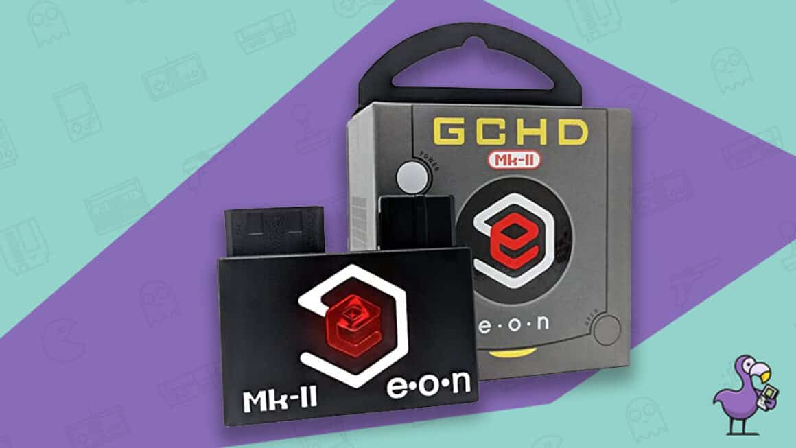 Best GameCube HDMI cables - EON GCHD Mk-II