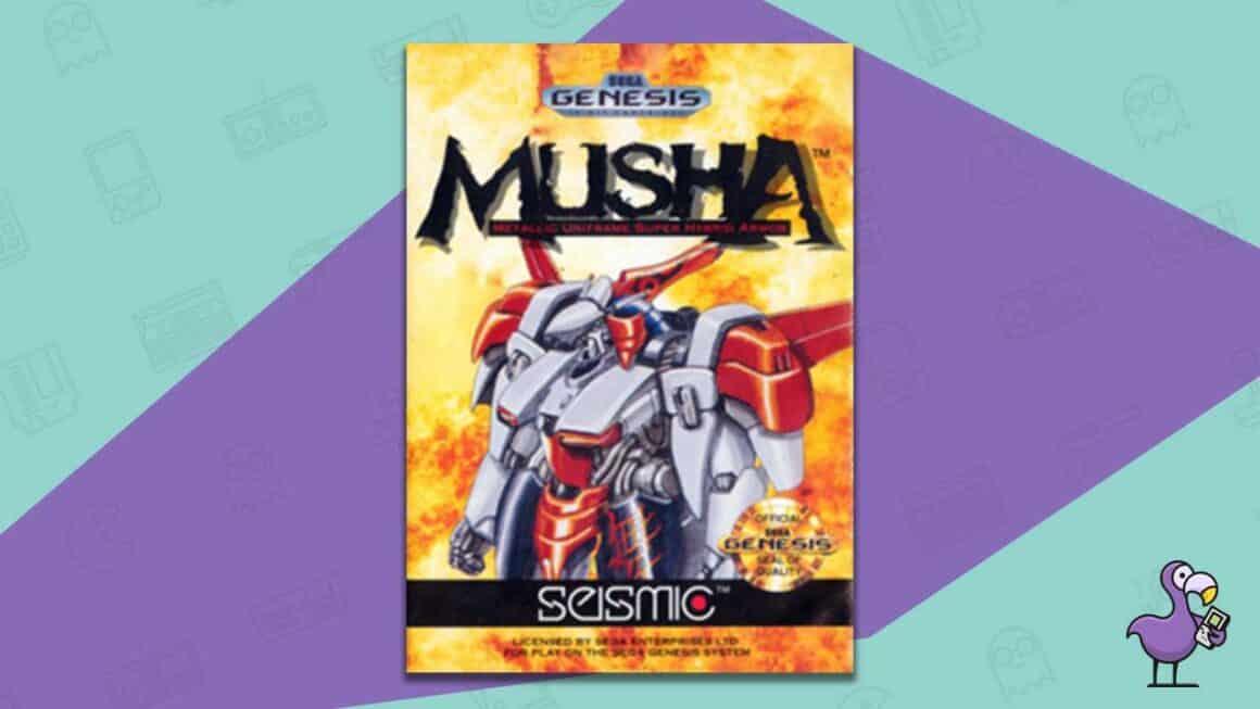 musha rare sega genesis games