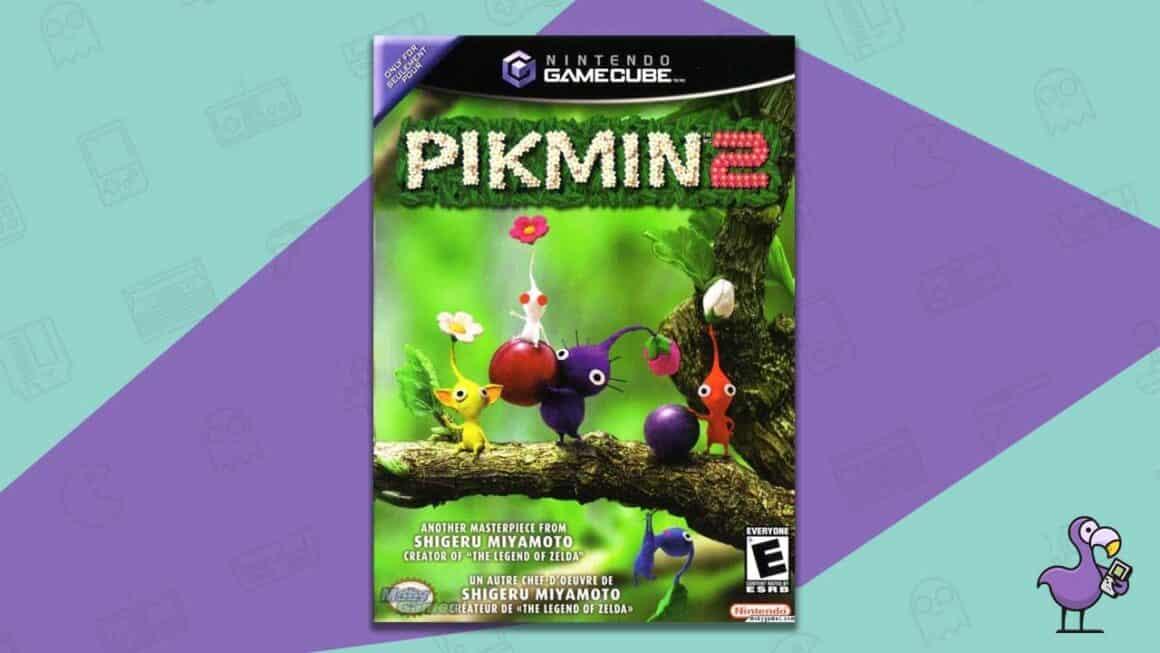 pikmin 2 rare gamecube games