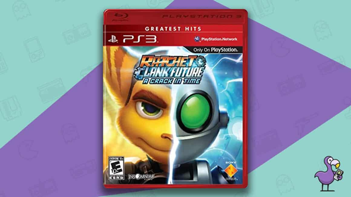 Best Ratchet & Clank Games - Ratchet & Clank Future: A Crack In Time