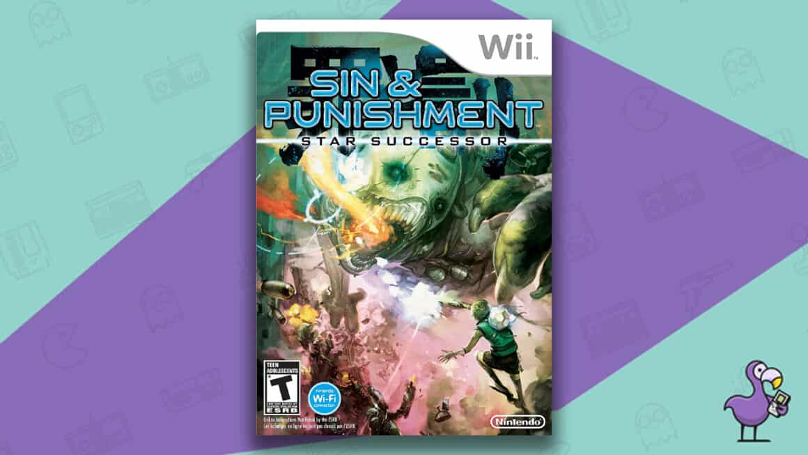 Best Nintendo Wii Games - Sin & Punishment Star Successor