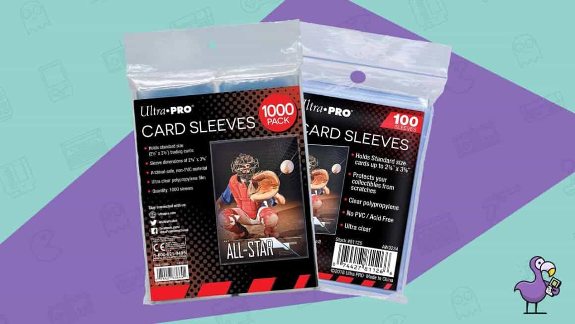 ultra pro penny sleeves