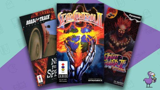 Best 3DO Games Of all Time Feature Image Retro Dodo