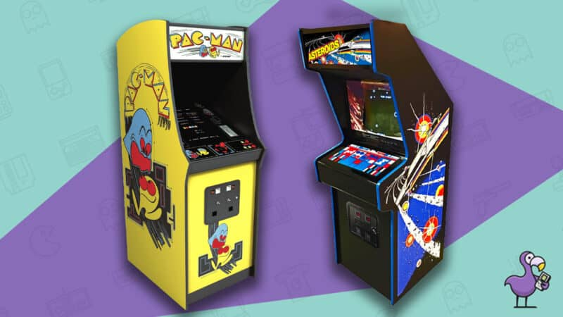 Best Arcade Games Retro Dodo Featured Image