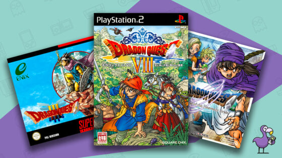 Best Dragon Quest Games Of All Time Retro Dodo