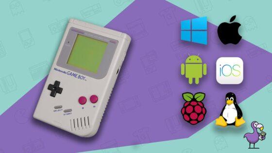 Best Gameboy Emulators of 2021 Feature Image Retro Dodo