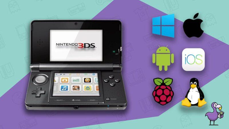 Best Nintendo 3DS Emulators Of 2021 Retro Dodo Feature Image