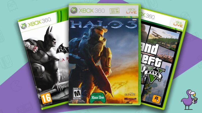 Best Xbox 360 Games Feature Article Retro Dodo