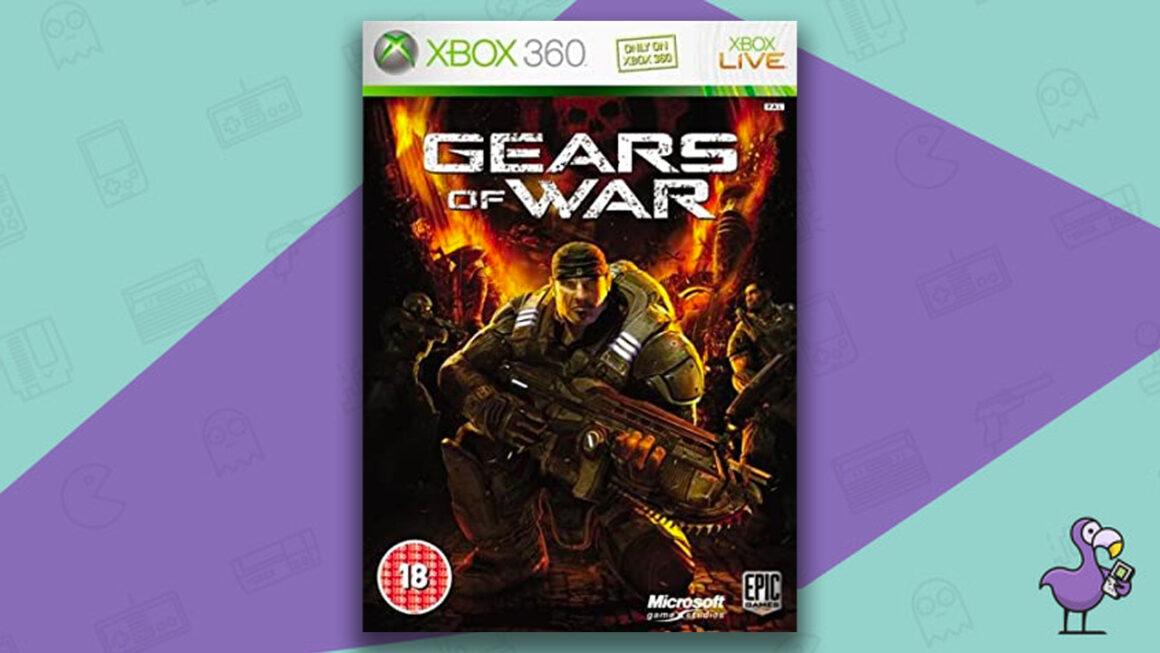 Best Xbox 360 games - Gears of War Xbox 360 game case