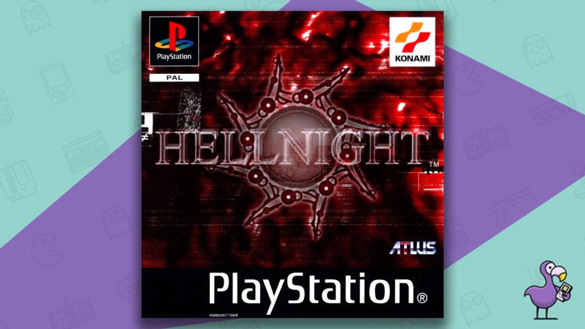 best PS1 horror games - Hellnight