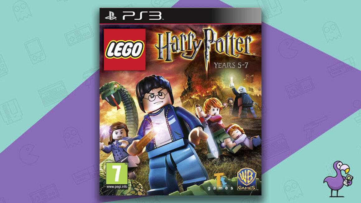 Best Lego Games - Lego Harry Potter: Years 5-7