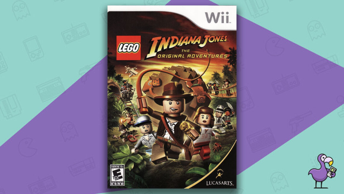 Best Lego Games - Lego Indiana Jones: The Original Adventures