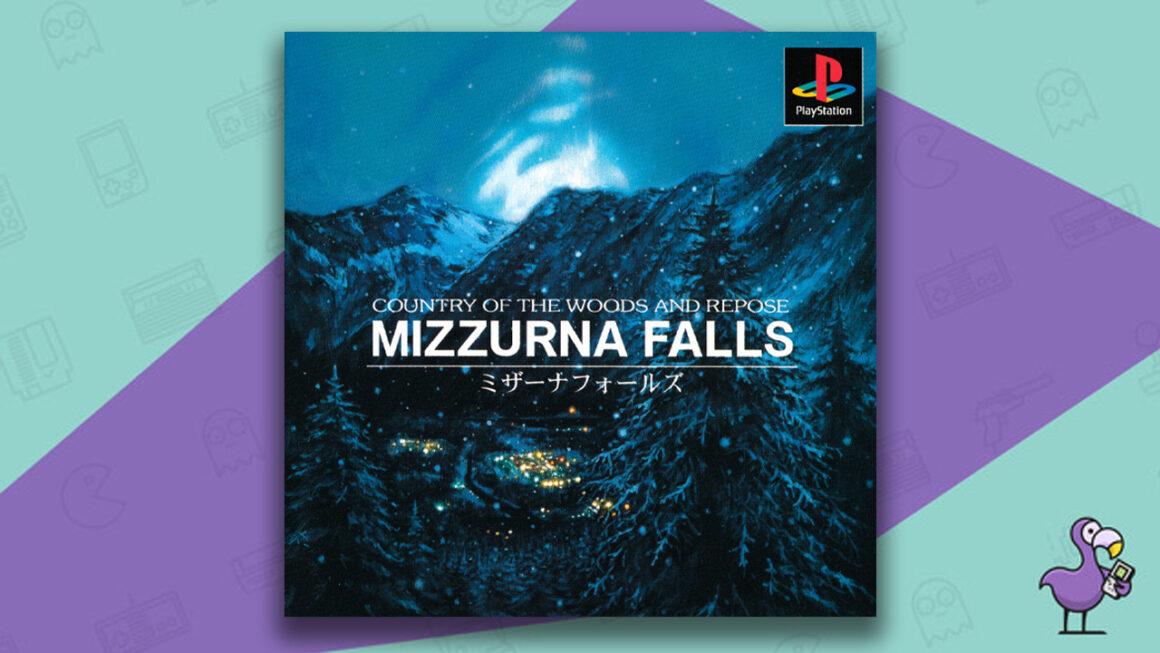best PS1 horror games - Mizzurna Falls game case