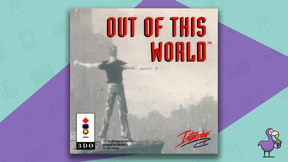 Best 3DO Games - Out of this World game case