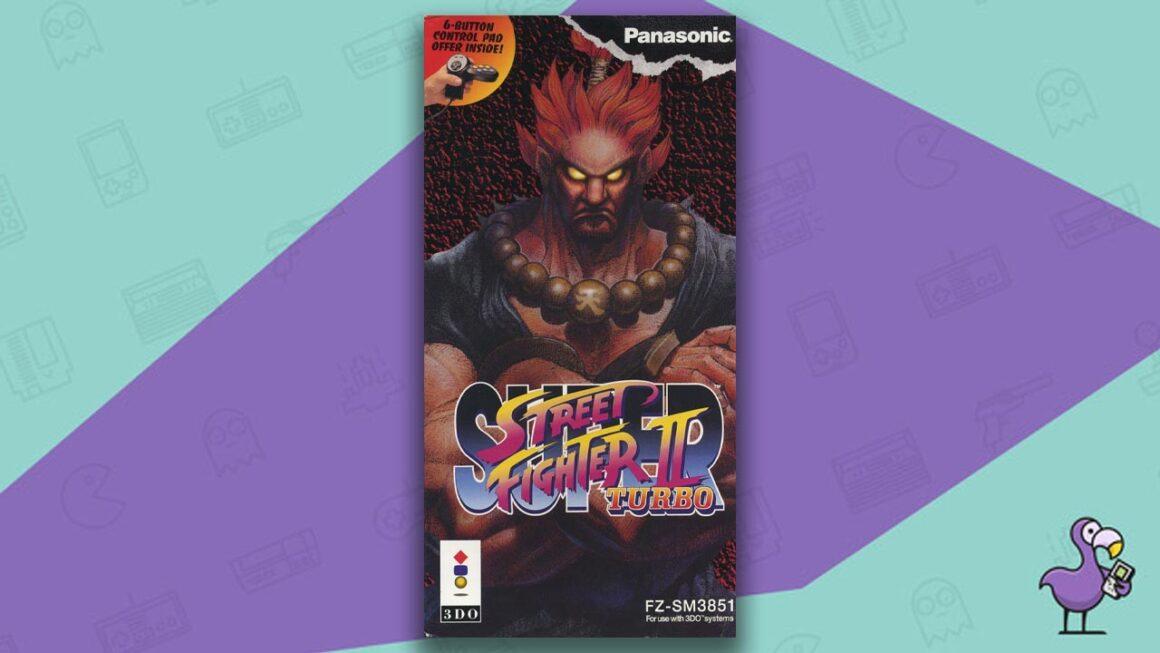 Best 3DO Games - Super Street Fighter 2 Turbo