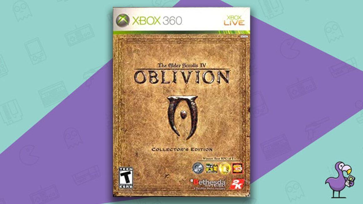 Best Xbox 360 games - The Elder Scrolls IV Oblivion game case
