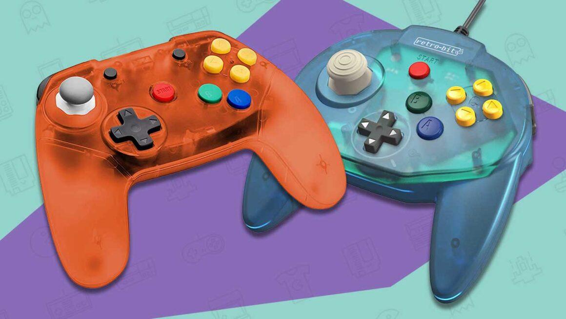 best n64 controllers