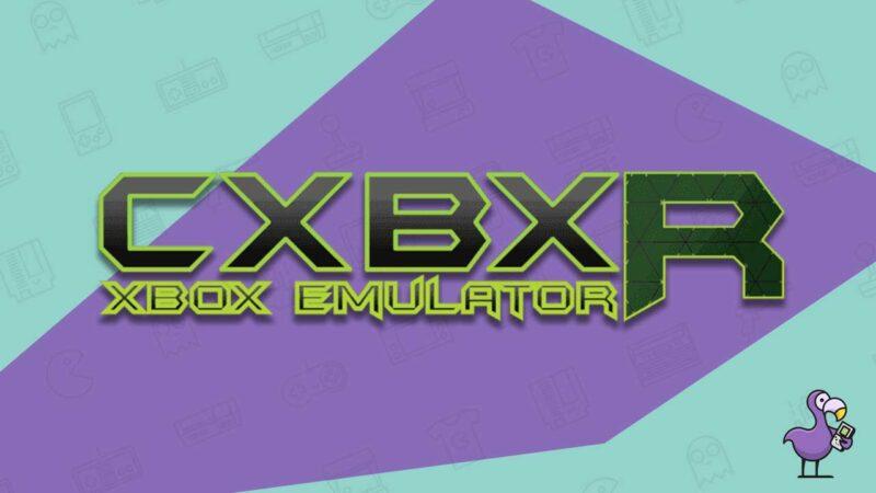 CXBXR xbox 360 emulator