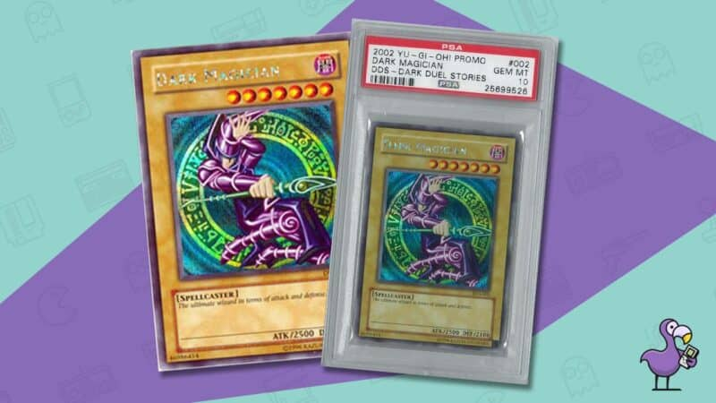 dark magician dark duel stories yu-gi-oh