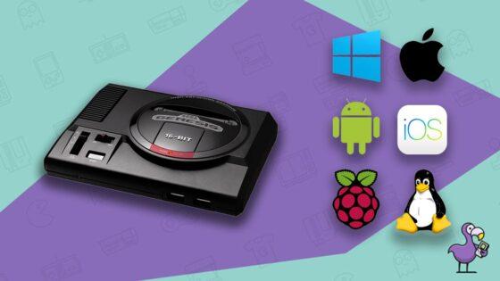 Best SEGA Genesis Emulators of 2021 Retro Dodo Featured Image