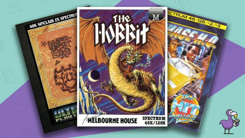 Best ZX Spectrum Games Of All Time