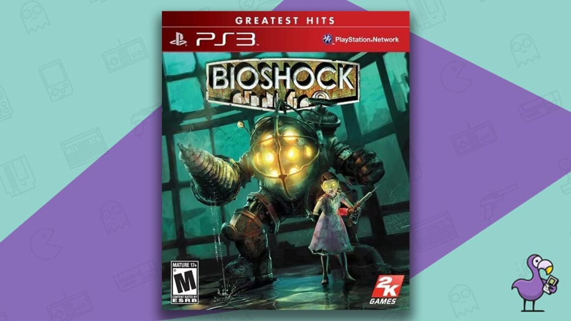Best PS3 Games - Bioshock game case cover art