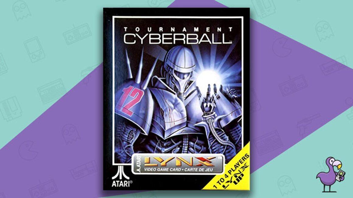 Best Atari Lynx Games - Tournament Cyberball