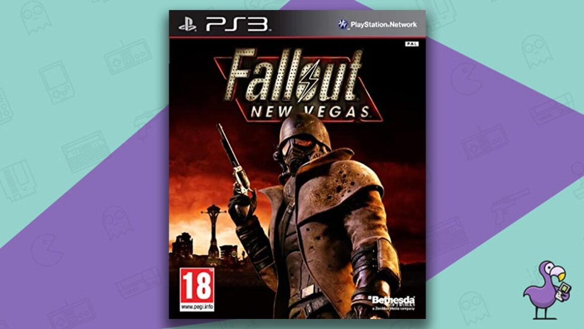 Best PS3 RPG Games - Fallout: New Vegas