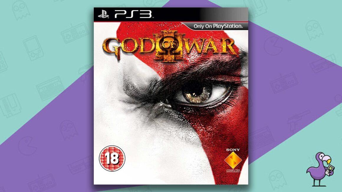 Best PS3 Games - God of War III game case cover art