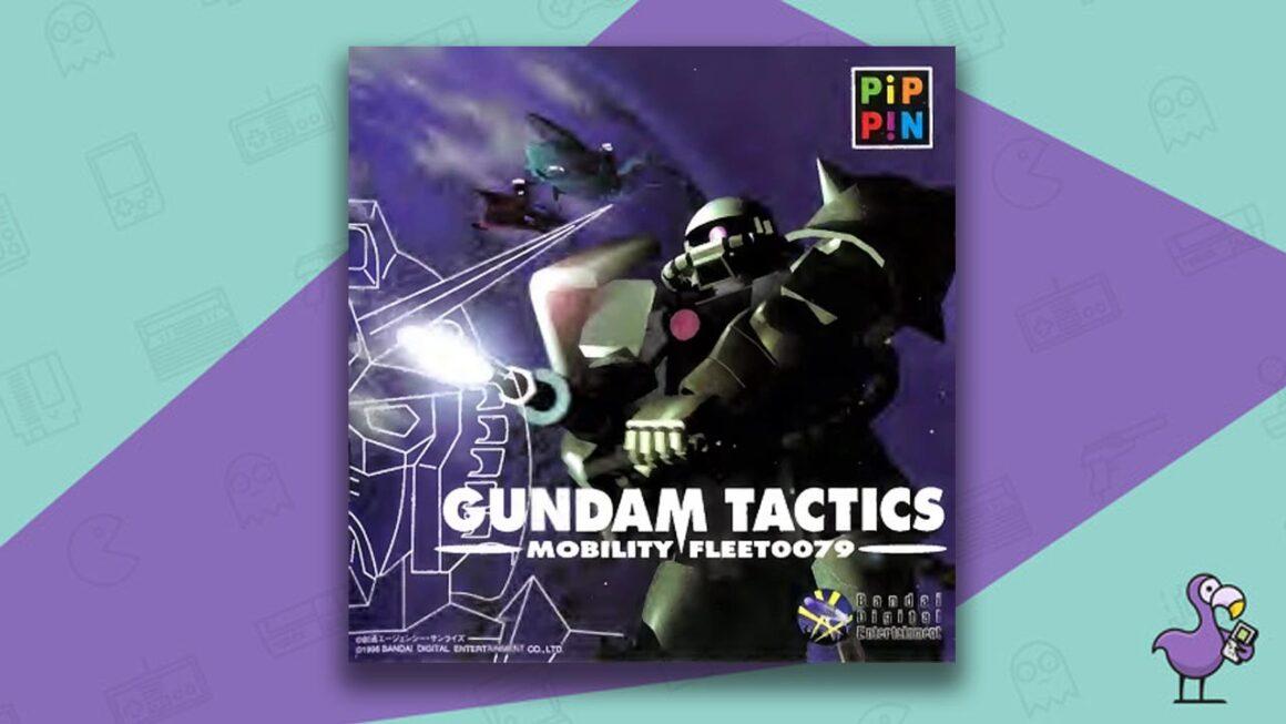 Best Apple Bandai Pippin Games - Gundam Tactics: Mobility Fleet 0079 game case