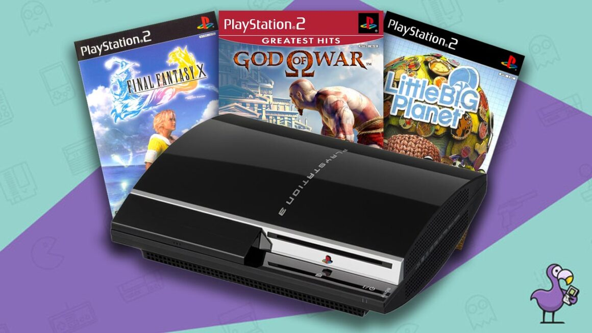 Is the PS3 backwards compatible - PS3 games on PS2