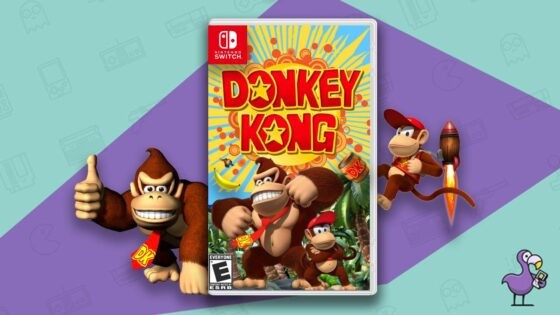 New Donkey Kong Game Rumoured For Nintendo Switch