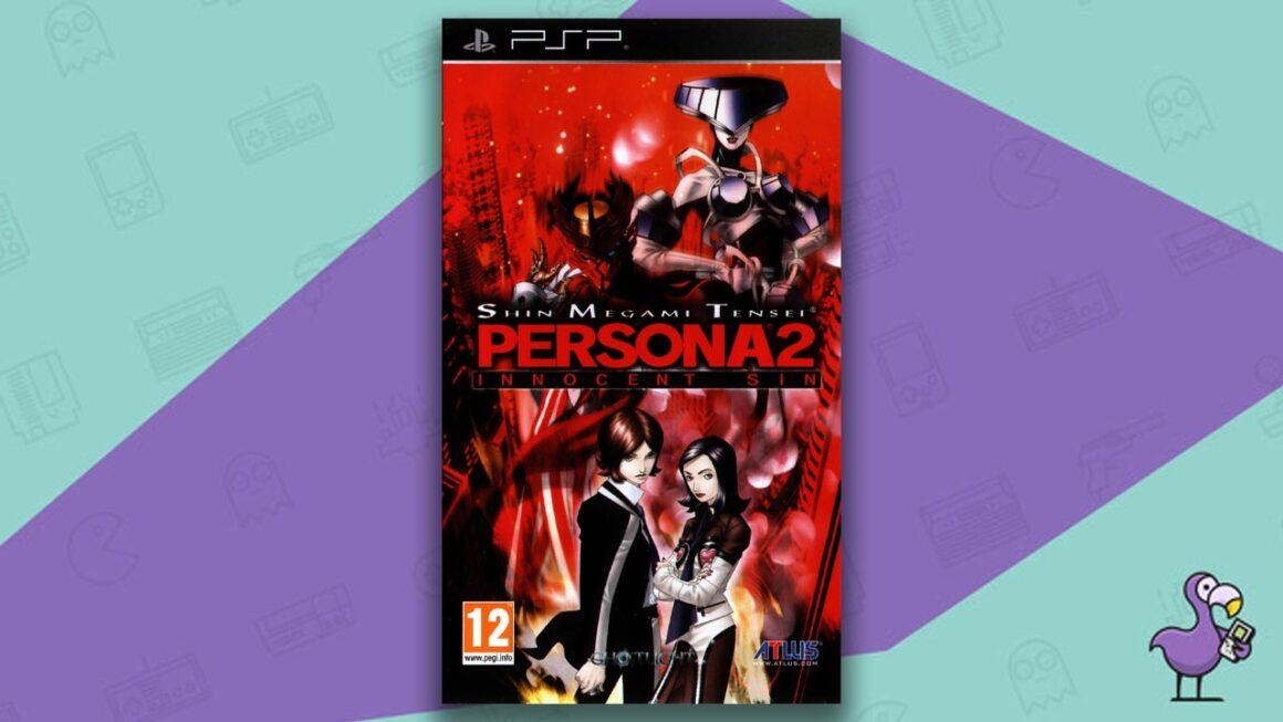 Best PSP Games - Persona 2: Innocent Sin