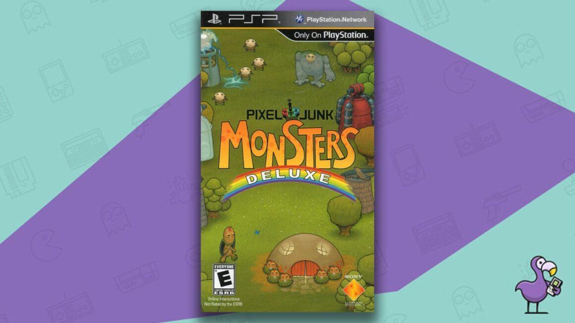 Best PSP Games - PixelJunk Monsters Deluxe