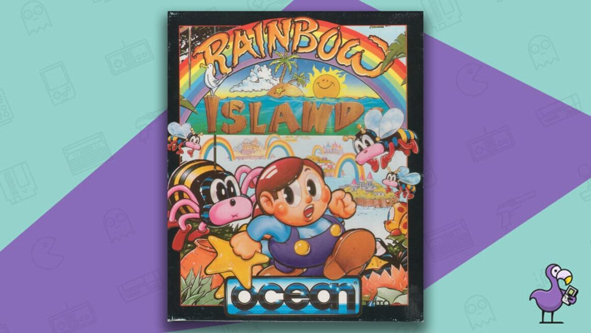 Best ZX Spectrum Games - Rainbow Islands: The Story of Bubble Bobble 2